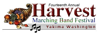 Welcome to the Harvest Marching Band Festival
