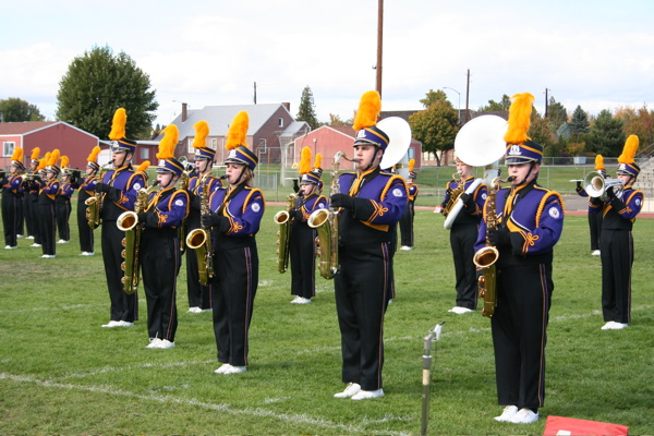 Sumner High School Marching Band